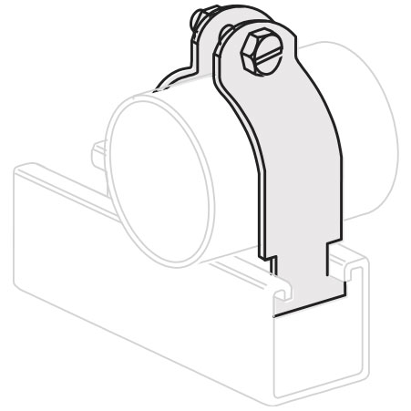 UNIVERSAL/RIGID PIPE CLAMPS
